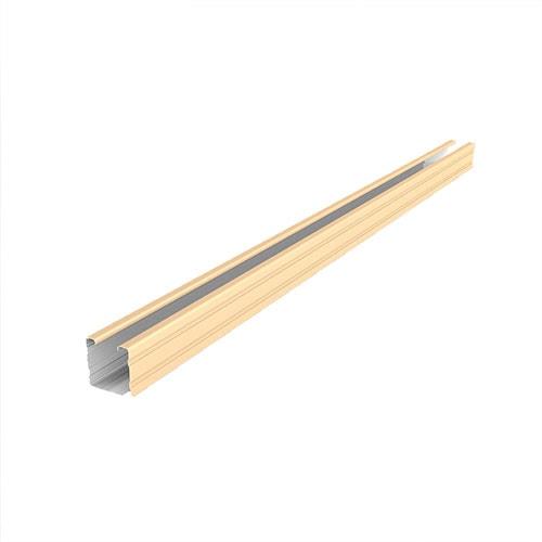 beige fencing rail