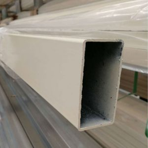 Rectangular hollow steel tube