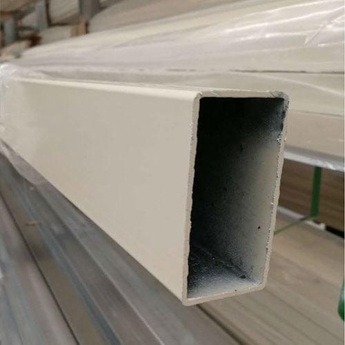 Rectangular hollow steel tube