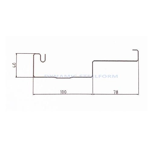 zincalume fascia diagram